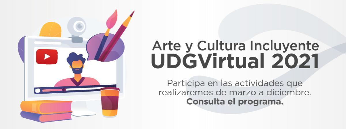 Consulta el programa de Arte y Cultura Incluyente durante el 2021